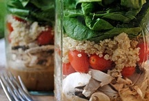 Salads and...