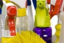 Household Cleaning Tips / by Susan Gray