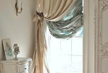 window dressing / by deborah