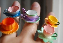 Rings / One of the most stylish accessories, ring. Funky, kawaii, elegant, silver, gold, clay or plastic...