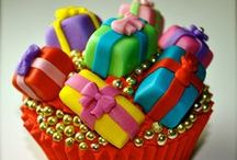 Cupcake - Mania / #cupcakes #desserts #cookies with full of #color !