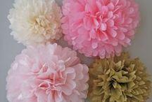 Baby Shower/Wedding Shower/Wedding Ideas / Ideas for giving baby showers, bridal showers and weddings. / by Rene' Taillon