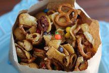 Yum - Snacks / by Kasey Waldrop Robinson