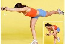 Werk It Out, Giiirrrlll. / All sorts of gym stuff. / by Brandy Barber