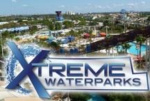 Xtreme Water Parks / by Deborah Davis