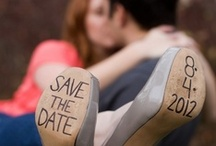 ♥ I DO︱Save The Date / Possible ideas for Save The Date Notifications / by Kim van Wyk