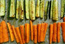 Yum - Veggies / by Kasey Waldrop Robinson