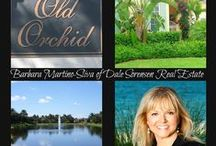 OLD ORCHID Vero Beach Florida / Old Orchid Homes with Barbara Martino-Sliva of Dale Sorensen Real Estate.      OLD ORCHID is a gorgeous gated island community of Mediterranean style single family homes.  Very appealing community with lush colorful landscaping and colorful pavers throughout.  Residents enjoy a large heated community pool, fitness cabana, tennis courts and is just a short stroll to the Wabasso beach.  You can search for Old Orchid homes at http://www.VeroPremierProperties.com   772-321-4484