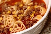 Yum - Soup / by Kasey Waldrop Robinson