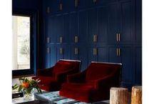 Livingroom Inspirations    Jen Talbot Design / modern living rooms