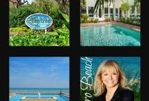 BAYTREE VILLAS Vero Beach Florida / Barbara Martino-Sliva Realtor with Dale Sorensen Real Estate.   Baytree is a very prestigious gated island community offering villas and oceanfront condominiums.  Here you will find the very popular courtyard homes offering great outdoor living spaces and private pools.  I can help you find the perfect place in BAYTREE.