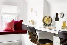 Office    Jen Talbot Design / Ideas for office design