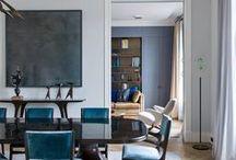 Dining   Jen Talbot Design / Ideas for Dining Room Design