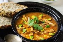Food: Soups, Stews, & Chili