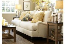 Living Room Ideas / by Kristen Phillips