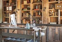 Home offices / ideas for decorating my home office