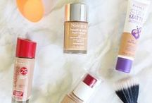 BEAUTY // Drugstore & Budget Beauty / Drugstore makeup, skin care and beauty accessories to save a buck on looking fab!