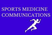 { Sports Medicine Comms }