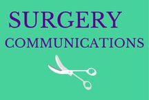 { Surgery Comms } / Tips, resources, and examples of excellent communications, marketing, and PR among general surgeons and general surgery practices.