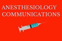 { Anesthesiology Comms } / Tips, resources, and examples of excellent communications, marketing, and PR among anesthesiologists.