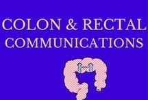 { Colon & Rectal Comms }
