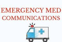 { Emergency Medicine Comms }