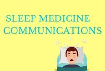 { Sleep Medicine Comms }