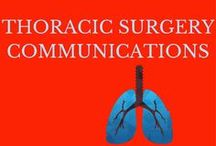 { Thoracic Surgery Comms }