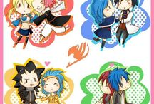 FairyTail couples