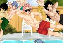 Fairy Tail Boys