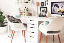 Ambiances blanches / Déco, meubles
