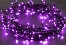 Ambiances violettes / Inspirations, déco violettes