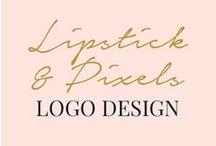 Lipstick and Pixels | Etsy Shop / premade, premade logo, premade logos, logo template, logo design, affordable logo, premade logo etsy, etsy, pre-made logo, pre-made, logos, branding, brand, design, shop, logo shop, shop logos, logo design shop, lipstick and pixels shop, premade logo for small business, logo for blogger, logo for small business, logo creative entrepreneur, creative entrepreneur, small business, blogging, watercolor logo branding, premade logo watercolor, feminine logo design