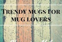 Charming Nols - Trendy Mugs for mug lovers / This board is for the indiviuals who love and collect mugs! If you want to join the board to help contribute just follow me (Charming Nols Designs) and send me a message on Pinterest
