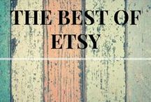 The Best of ETSY / This board is for ETSY sellers. Please feel free to add any pins related to ETSY. If you want to join the board to help contribute just follow me (Charming Nols Designs) and send me a message on Pinterest. Happy pinning :)