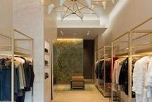 Project - Yves Salomon Madison Avenue NYC / Bienenstein Concepts was asked to envision the new design concept for Yves Salomon's worldwide retail stores, that is implemented for the first time at the Madison Avenue boutique, New York.   The concept aims to create a fusion between the pure architectural envelope and its refined and luxuriant materials. The elegant custom designed fittings highlight the voluptuousness of the exquisite furs and leathers.   Photo credit: Adrian Wilson