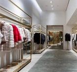 Project - Yves Salomon Casablanca / Bienenstein Concepts created this bijou boutique space for Yves Salomon in the golden triangle of Casablanca, Morocco's economic capital. The worldwide design concept aims to create a fusion between the pure architectural envelope and its refined and luxuriant materials. The elegant custom designed fittings highlight the voluptuousness of the exquisite furs and leathers.