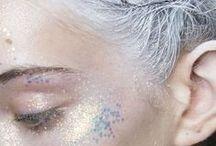 Ethereal Makeup & Hair / faery | angel | mermaid | fantasy | wedding