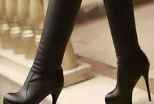 -= Meine Stiefel =- / Davon kann Frau nie genug haben...
