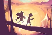 "|  Gravity Falls / ""See you next summer.."""