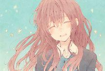    Koe no Katachi (A Silent Voice) / <3