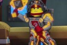 Lego Nexo Knights :)
