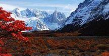 South America Travel / Inspiring you to go and see South America! Patagonia, Argentina, Chile, Fitzroy Range, Torres del Paine, Salt Flats, Bolivia, Uruguay, Atacama Desert, Buenos Aires, La Paz, Columbia, Peru, La Boca