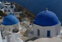 Greece & Cyprus Travel / Travel in Greece, Athens, Santorini, Greek Islands, Crete, Cyprus, The Cycaldes, Kefalonia, Greek Island Hopping, The Dodecanese