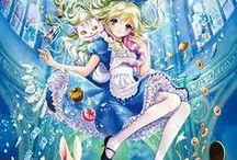 Alice au pays des merveilles / alice