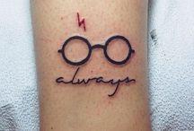 Harry Potter tatto