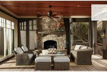 Outdoor Decor / by Kristen Chavers