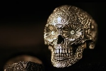 Skulls for Andrea / by Cheryl Baker