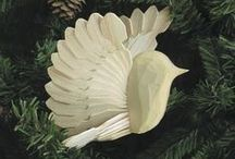 Folk Art of Fan-Carving / Sally and David Nye are world renowned for the research and preservation of the fan bird. Teaching people how-to-do this Old World folk art is our passion. For more information visit: FanCarversWorld.com