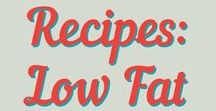 Recipes: Low Fat / Low fat recipes